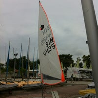 Das Foto wurde bei National Sailing Centre von ,7TOMA™®🇸🇬 S. am 5/27/2012 aufgenommen