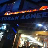 Photo taken at Agneey's Cuisine by DeQna A. on 2/8/2012