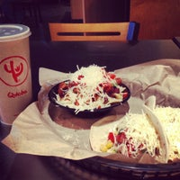 Photo taken at Qdoba Mexican Grill by Jimmie D. on 3/28/2012