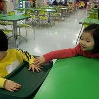 Photo taken at Lotte Mart by Hwi-Jin P. on 4/1/2012