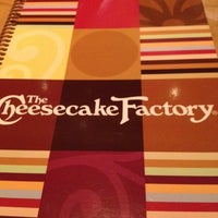 Photo taken at The Cheesecake Factory by April Q. on 9/11/2012