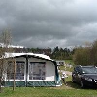 Photo taken at Camping und Ferienpark Orsingen GmbH by Koen v. on 4/22/2012