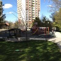 Photo taken at Konutkent 2 Çocuk Parkı by Alican Ö. on 4/9/2012
