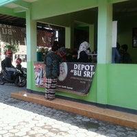 Photo taken at Depot Bu Sri by Devian R. on 8/19/2012