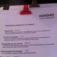 Photo taken at Kensho - Almacen para Despertar by Camilo V. on 6/16/2012