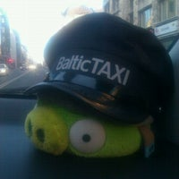 Photo taken at BALTIC Taxi by Rita K. on 5/25/2012