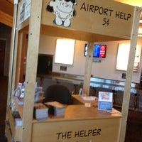 Photo taken at Charles M. Schulz - Sonoma County Airport (STS) by William A. on 8/15/2012