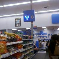 Photo taken at Walmart Supercenter by Iyat B. on 5/24/2012