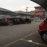 Photo taken at Supermercado do Carmo by Wagner P. on 4/3/2012