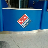 Photo taken at Domino's Pizza by Jeff L. on 2/2/2012