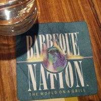 Photo taken at Barbeque Nation by Tejasvi K. on 2/28/2012