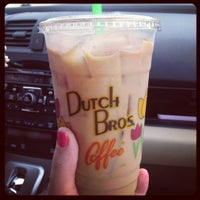 Photo taken at Dutch Bros. Coffee by Jessica Y. on 6/29/2012