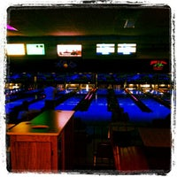 Photo taken at Strike & Spare by Charles C. on 4/19/2012