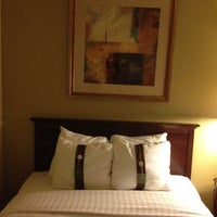 Photo taken at Holiday Inn Washington-Dulles Intl Airport by Panadda T. on 7/17/2012