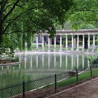 Photo prise au Parc Monceau par Luc B. le5/5/2012