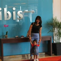 Photo taken at Hotel ibis Bandung Trans Studio by Fanty H. on 7/31/2012