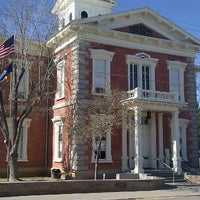 Photo taken at Tombstone Courthouse State Historic Park by Richard B. on 3/1/2012
