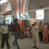Photo taken at Ghaziabad Railway Station by Drgaurav S. on 8/13/2012