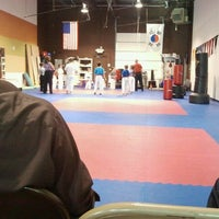 Photo taken at Dragon E's Black Belt Academy by Andi S. on 6/12/2012