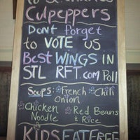 Photo taken at Culpepper's Grill & Bar by Mel W. on 2/27/2012