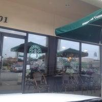 Photo taken at Starbucks by Javier F. on 2/10/2012