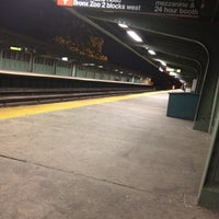 Photo taken at MTA Subway - Pelham Parkway (2/5) by kashew on 6/1/2012