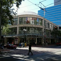 Photo taken at Pioneer Place by Christopher M. on 8/31/2012
