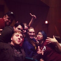Photo taken at Performing Arts Center, Purchase College by Nate D. on 3/25/2012