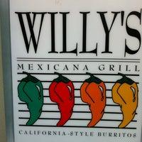 รูปภาพถ่ายที่ Willy's Mexicana Grill #8 โดย Roderick F. เมื่อ 5/16/2012