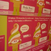 Photo taken at Menchie's by Shereen R. on 8/26/2012
