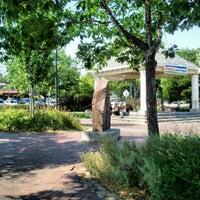 Photo taken at Sebastopol plaza by Vanessa G. on 7/14/2012