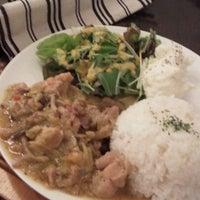 Photo taken at Arts cafe by EunJung C. on 2/25/2012