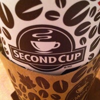 Photo taken at Second Cup by Jean-Michel G. on 3/19/2012