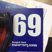 Photo taken at Bangkok Bank by Chin C. on 8/6/2012