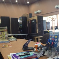 Photo taken at AD Asia Furniture by Chu Y. on 8/11/2012