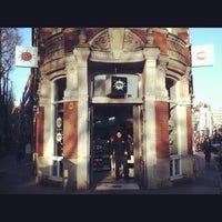 Photo taken at Fopp by Pam L. on 3/12/2012