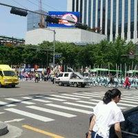 Photo taken at Bosingak by BrandNote on 5/6/2012