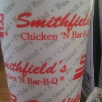 Photo taken at Smithfield's Chicken 'N Bar-B-Q by dalm8ton g. on 2/11/2012