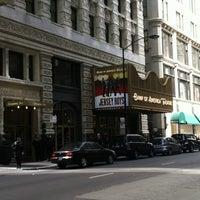 Снимок сделан в CIBC Theatre пользователем Alissa F. 4/7/2012