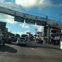 Photo taken at Avenida Fernandes Lima by Diogo V. on 4/12/2012