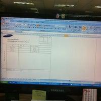 Photo taken at E&S Dept@Samsung Electro-Mechanics by pOOmpOOy j. on 2/25/2012
