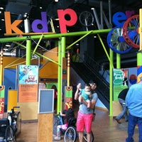 Photo taken at Boston Children's Museum by Raphael G. on 4/15/2012