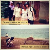 Photo taken at Shahira Hotel, Nilaveli Beach by Evgeniy R. on 7/16/2012