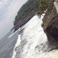Photo taken at El puerto de la libertad by Rosaura O. on 5/5/2012