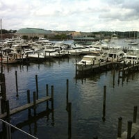 Photo taken at Annapolis Yacht Club by Skip C. on 8/10/2012
