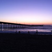 Photo taken at Ocean Beach Pier by Jeff G. on 8/14/2012
