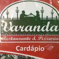 Photo taken at Varanda Restaurante e Pizzaria by Morgana D. on 4/16/2012