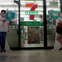 Photo taken at 7ELEVEN by p' PoM p. on 8/22/2012