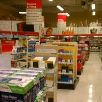 Photo taken at Office Depot by Saul H. on 4/25/2012