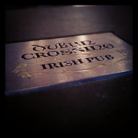 Photo taken at Dublin Crossing Irish Pub by Shane L. on 6/22/2012